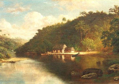 El Bohío del Pescador (The Fisherman's Hut)