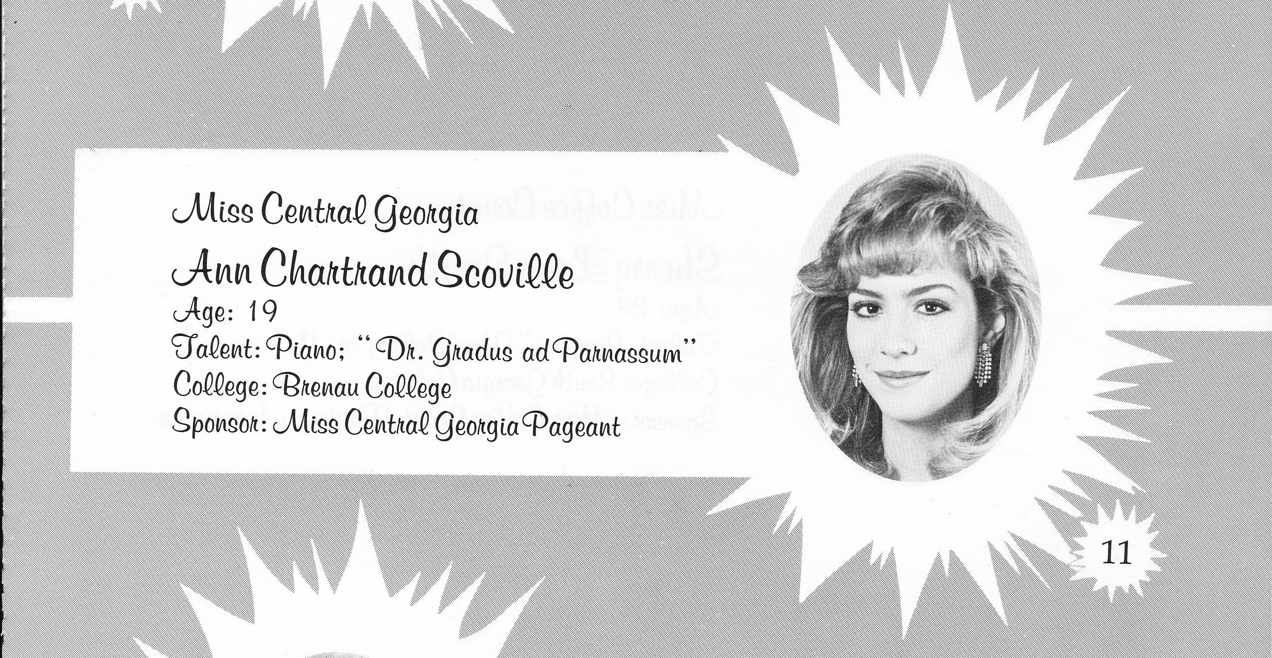 Miss Central Georgia