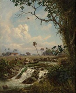Paisaje con Campesinos (Landscape with Peasants)