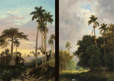 Two Cuban Landscapes